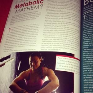 Magazinemetabolic